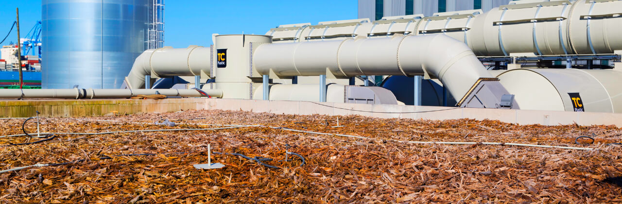Installation TC innov, anciennement TC Plastic, solutions de traitement des odeurs contre les nuisances olfactives