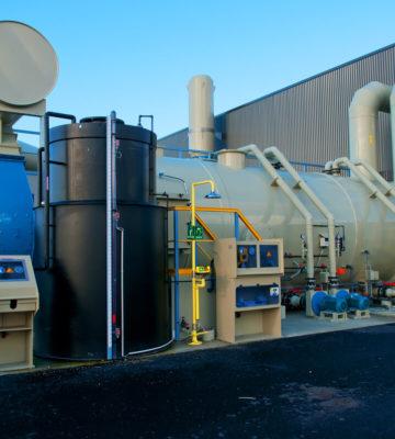 Laveurs pour traitement de l'air TC innov, anciennement TC Plastic, solutions de traitement des odeurs contre les nuisances olfactives