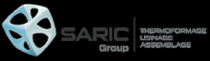 logo saric group partenaire industriel spécialiste du thermoformage