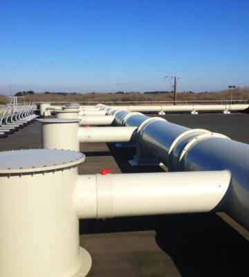 Réseaux de ventilation TC innov, anciennement TC Plastic, solutions de traitement des odeurs contre les nuisances olfactives